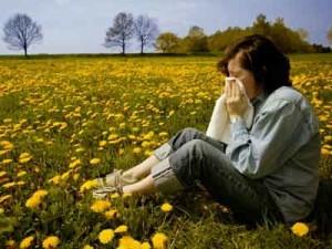 причины аллергического кашля