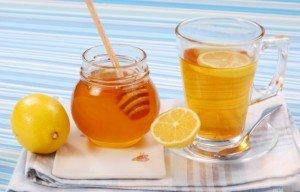профилактика кашля зимой - чей: мед и лимон