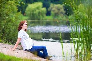 прогулка при беременности