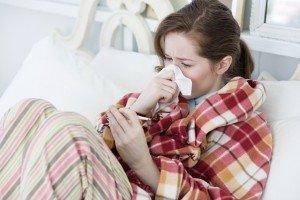 простуда как причина кашля