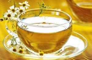 чай с росянкой и ромашкой