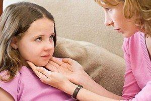 осиплость кашель у ребенка