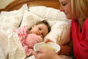 правильный подход при лечении кашля у детей