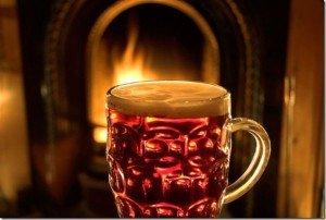 горячее пиво при кашле