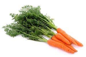 морковь при кашле
