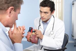 врач при сердечном кашле