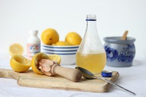 глицерин, мед и лимон рецепт при кашле