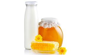 молоко с медом при кашле