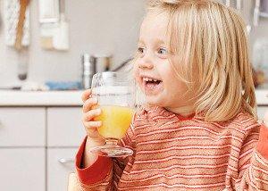 добавление сиропа синупрет в сок ребенку
