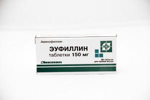 эуфиллин от кашля