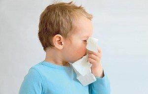 кашель у ребенка при глистах