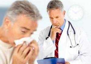 выяснение типа аллергена