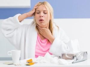 лающий кашель у взрослого