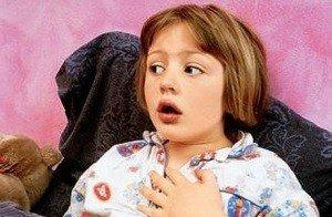 лечение мокрого кашля у деток