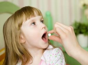 антибиотики детям от кашля