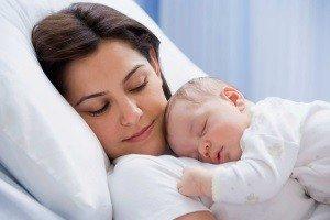 кашель у грудничка во время сна