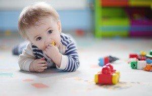 ребенок годовалый и кашель