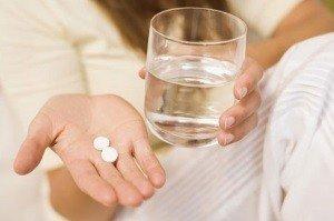 прием препарата от кашля