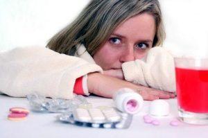 осложнения от кашля и лечение антибиотиками