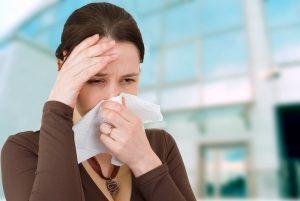 лечение кашля и насморка при беременности