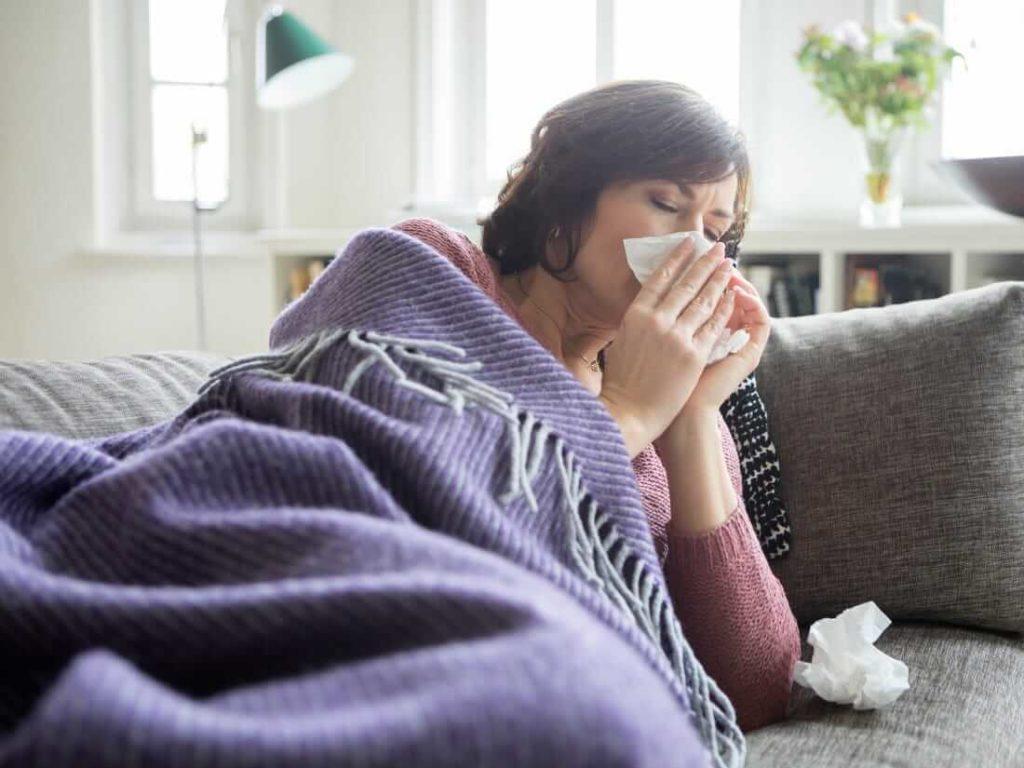 кашель симптом коронавируса