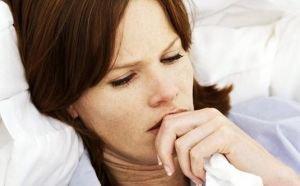 аллергия и кашель у беременных