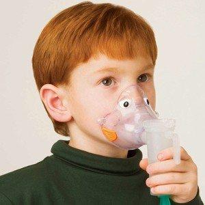 ингаляция небулайзером для детей