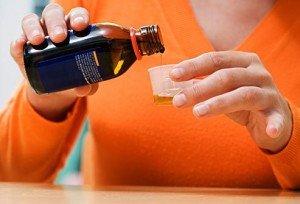 применение масла от кашля