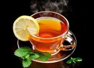 чай при кашле