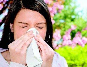 аллергический сухой кашель
