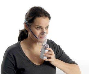 ингаляции небулайзером при кашле