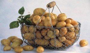 картофель при кашле