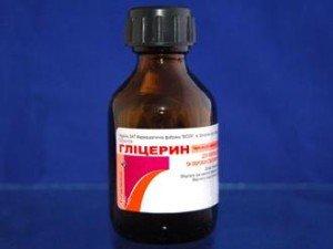 глицерин при кашле