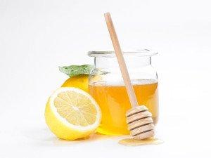 мед с лимоном в добавлении к глицину