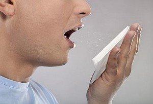 кашель с выделением мокроты