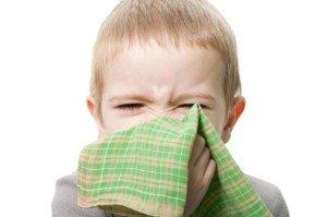 кашель аллергический у детей
