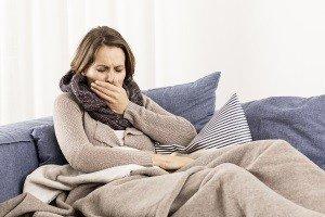 кашель перед засыпанием