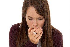 нет температуры и есть кашель виноват-никотин