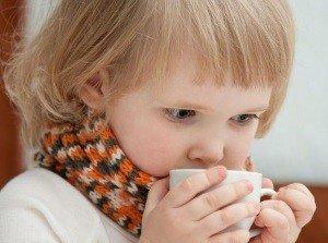 кашель с мокротой у детей
