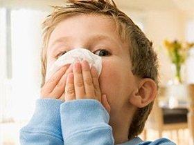 аллергическая реакция и сухой кашель