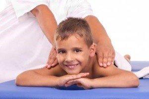 массаж при кашле детям