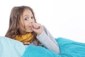 лечение остаточного кашля у детей