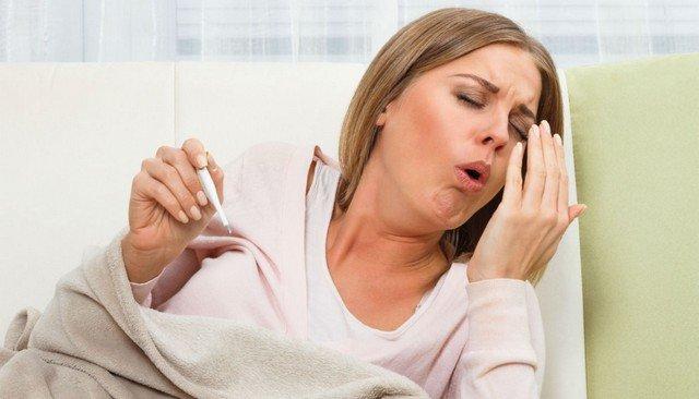 сильный кашель при коронавирусе