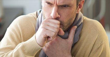 Может ли при коронавирусе быть влажный кашель