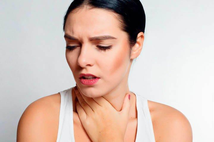 болит горло и кашель коронавирус